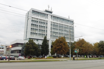 Улица Советская, 126 в Гомеле.